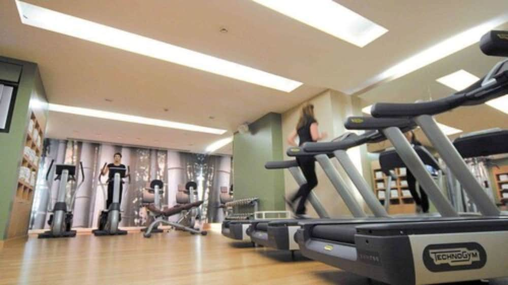 Fitness Facility, Monte-Carlo Bay Hotel & Resort