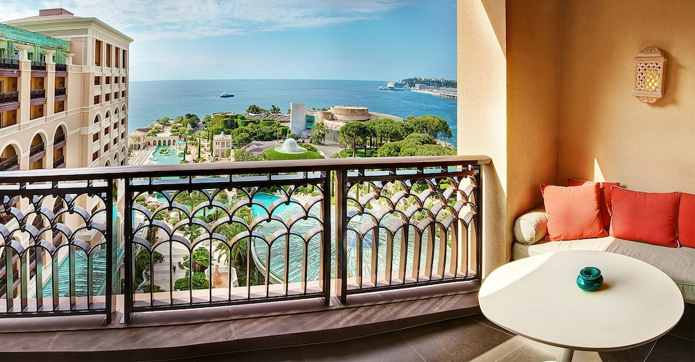 Balcony, Monte-Carlo Bay Hotel & Resort