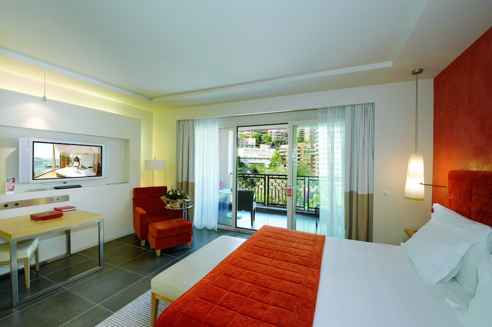 Room, Monte-Carlo Bay Hotel & Resort