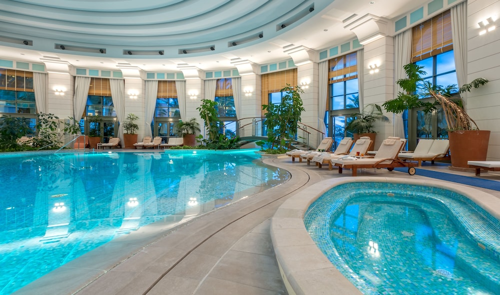 Indoor Pool, Monte-Carlo Bay Hotel & Resort