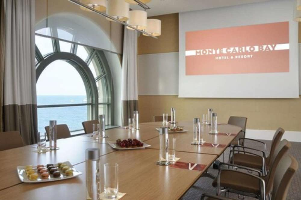 Meeting Facility, Monte-Carlo Bay Hotel & Resort