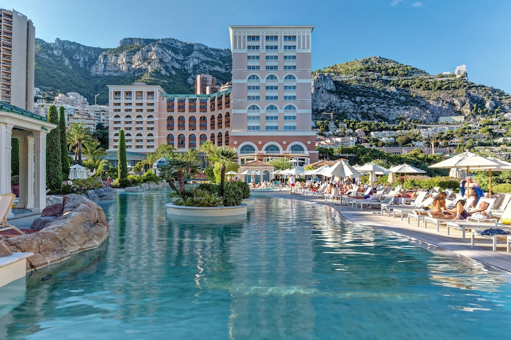 Front of Property, Monte-Carlo Bay Hotel & Resort