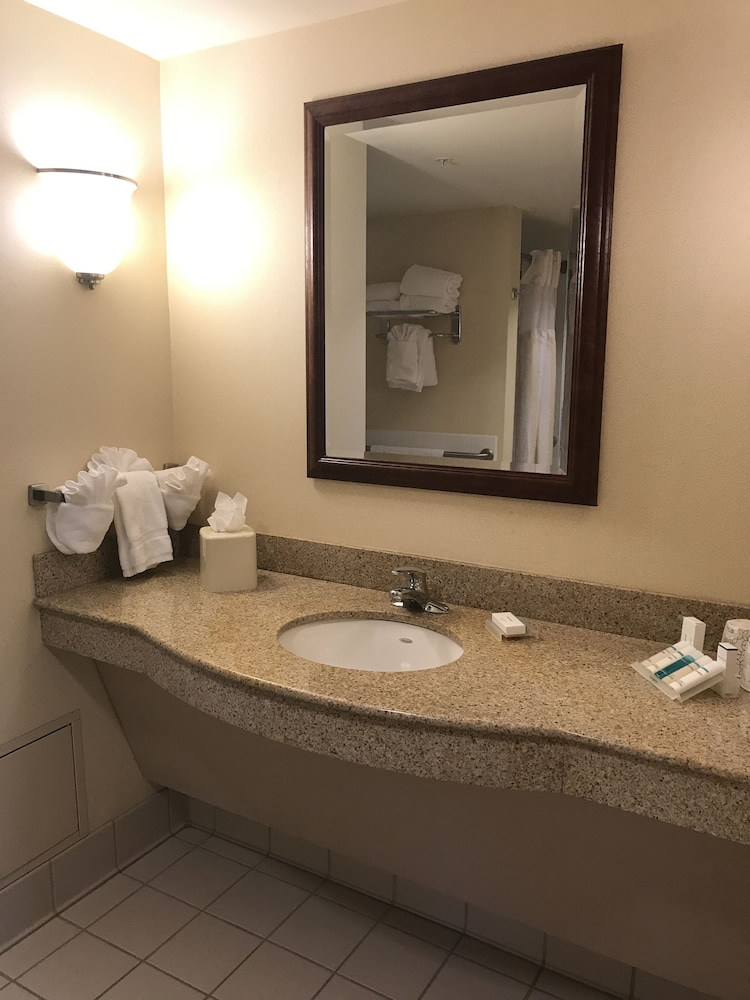 Bathroom Sink, Hilton Garden Inn Ithaca