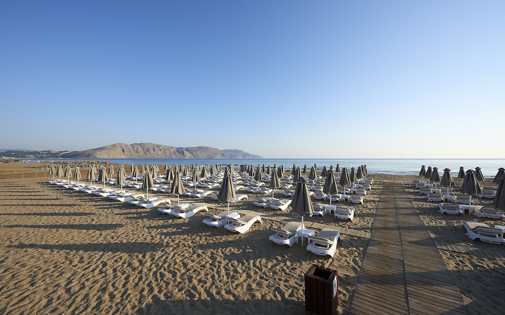 Beach, Mythos Palace Resort & Spa - All Inclusive