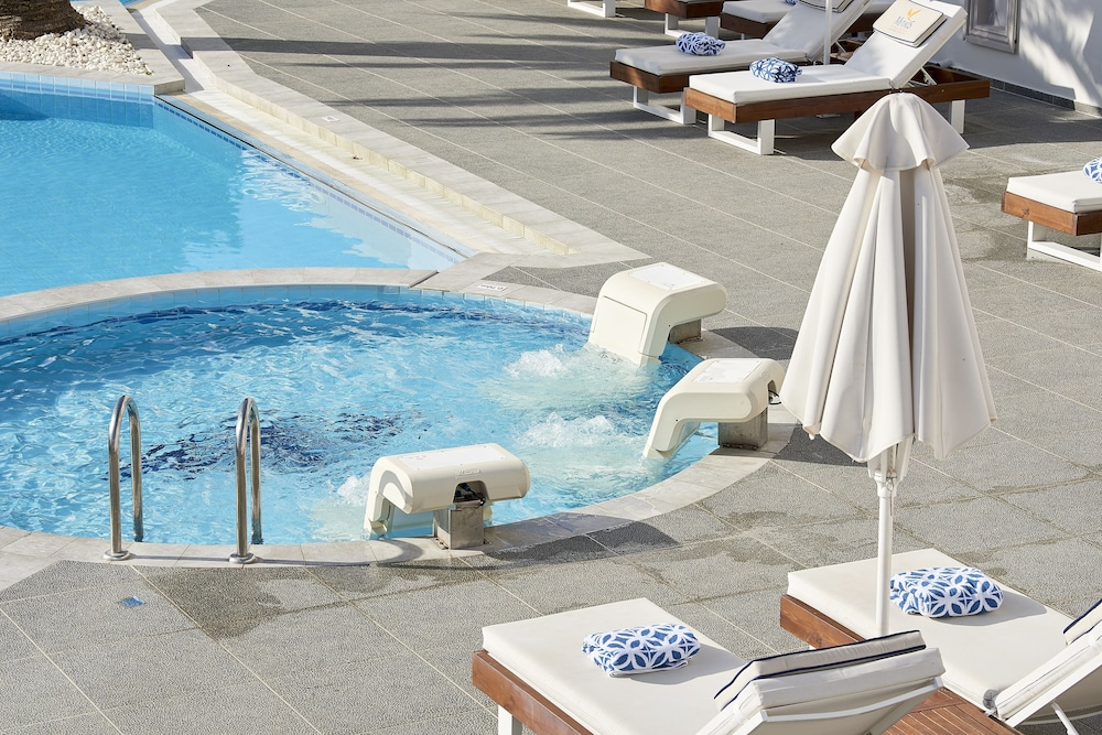 Outdoor Pool, Mythos Palace Resort & Spa - All Inclusive