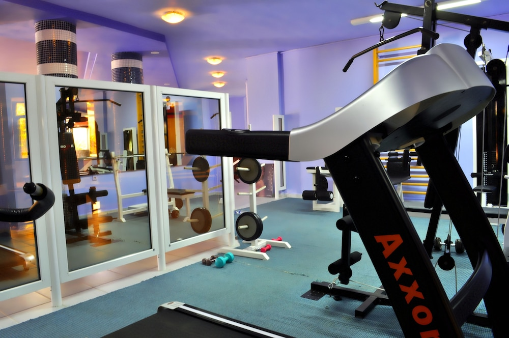 Fitness Facility, Mythos Palace Resort & Spa - All Inclusive