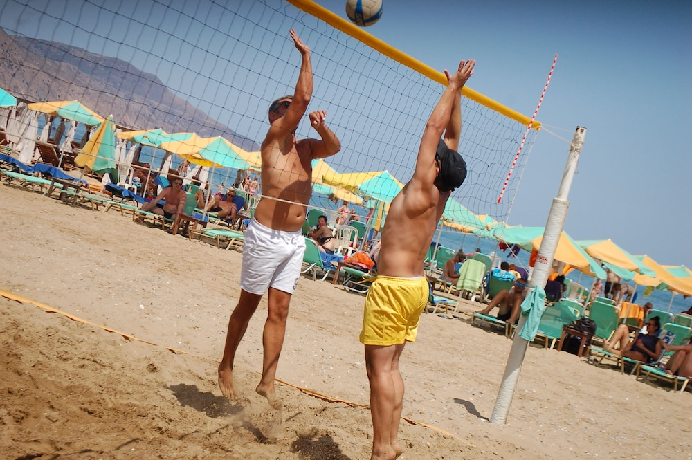 Sport Court, Mythos Palace Resort & Spa - All Inclusive