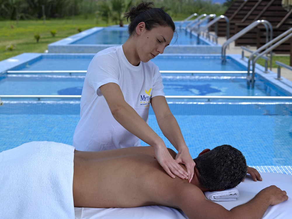 Massage, Mythos Palace Resort & Spa - All Inclusive