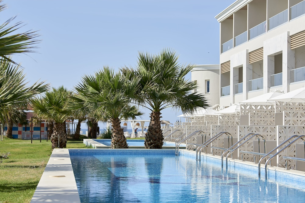 Exterior, Mythos Palace Resort & Spa - All Inclusive