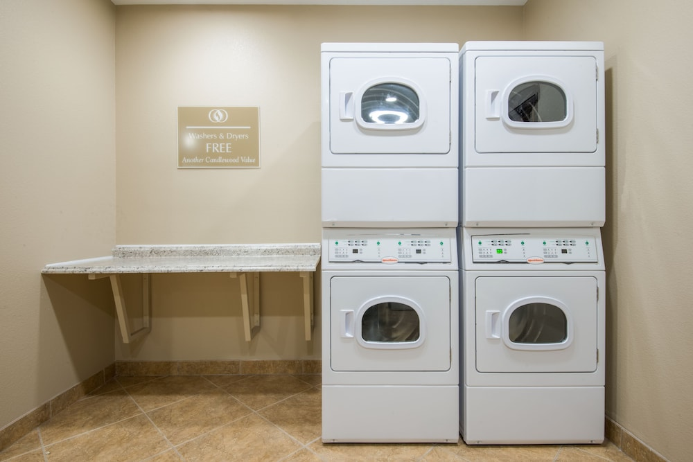 Laundry, Candlewood Suites Jefferson City, an IHG Hotel