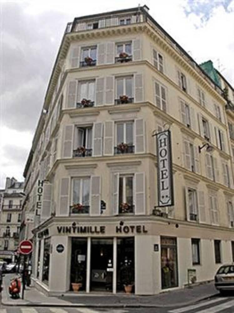 Book hotel vintimille paris hotel deals for Deal hotel paris