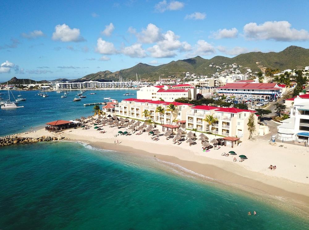 Simpson Bay Beach Resort And Marina In