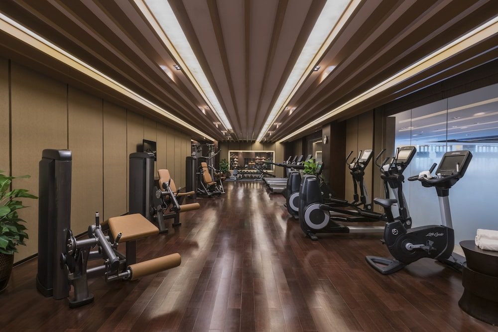 Fitness Facility, Sofitel Xian on Renmin Square