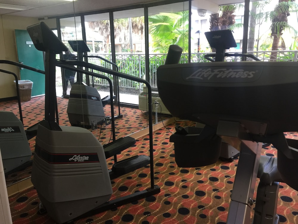 Gym, Sawgrass Inn & Conference Center