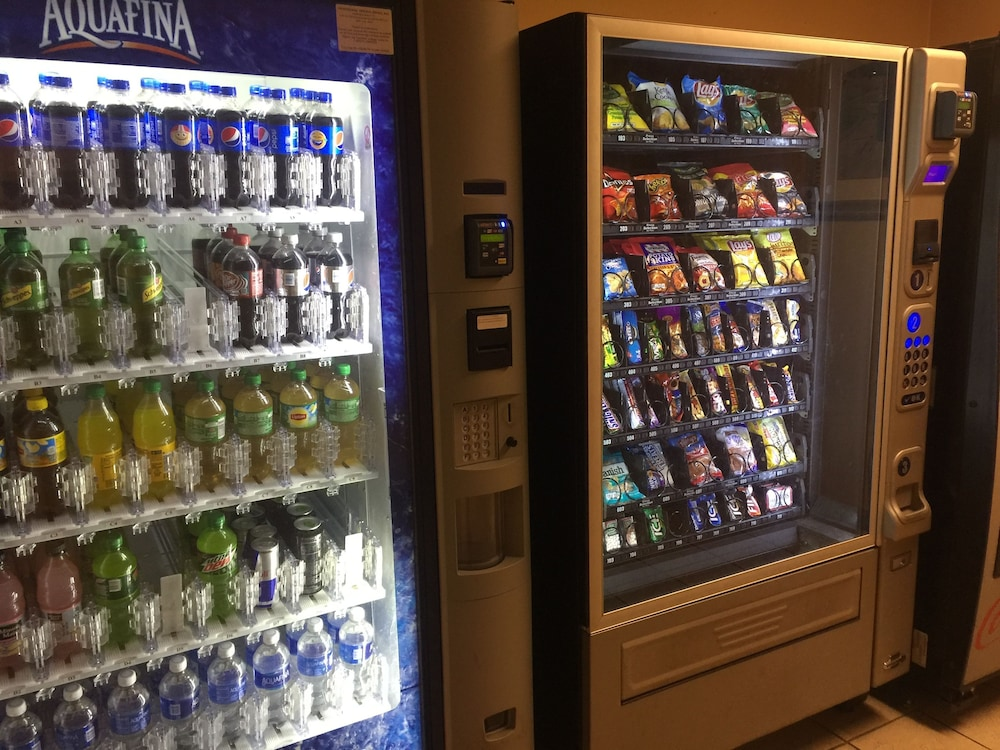 Vending Machine, Sawgrass Inn & Conference Center