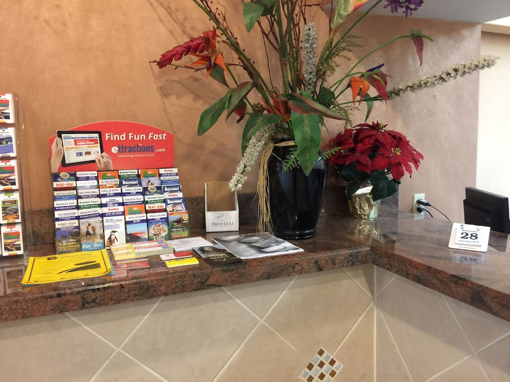 Concierge Desk, Sawgrass Inn & Conference Center