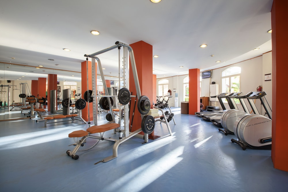 Gym, Majestic Colonial Punta Cana - All Inclusive