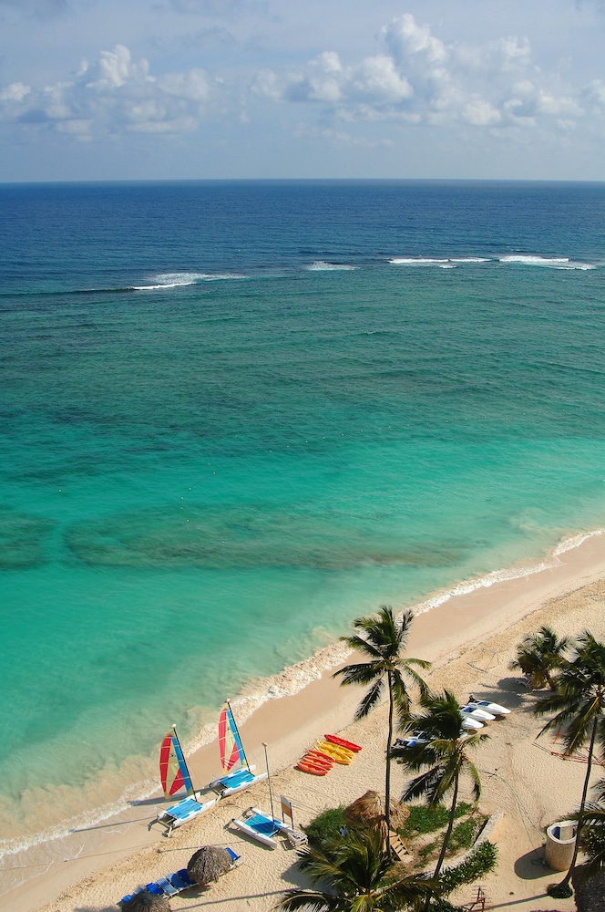 Beach, Majestic Colonial Punta Cana - All Inclusive