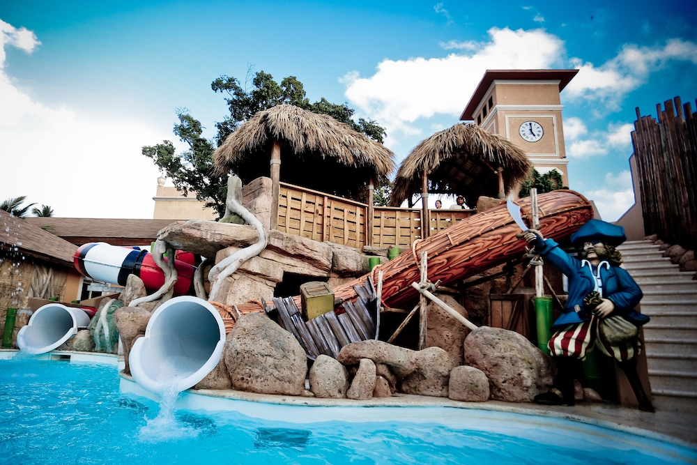 Children's Play Area - Outdoor, Majestic Colonial Punta Cana - All Inclusive