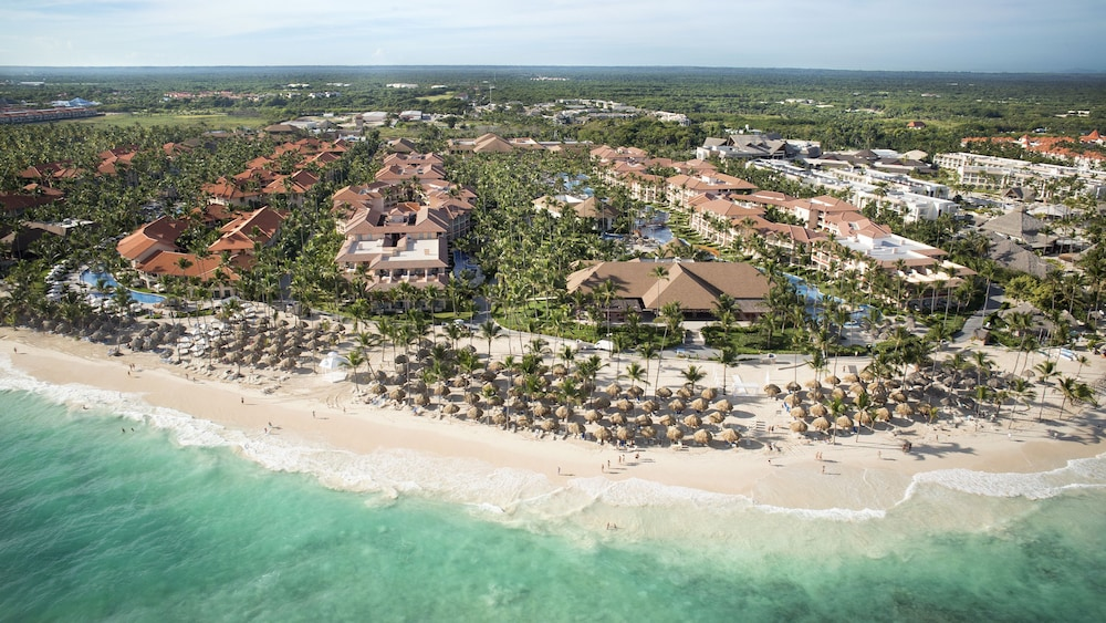Aerial View, Majestic Colonial Punta Cana - All Inclusive