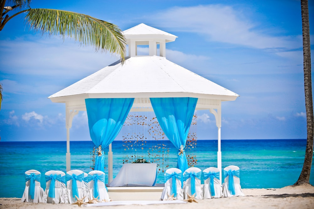 Outdoor Wedding Area, Majestic Colonial Punta Cana - All Inclusive