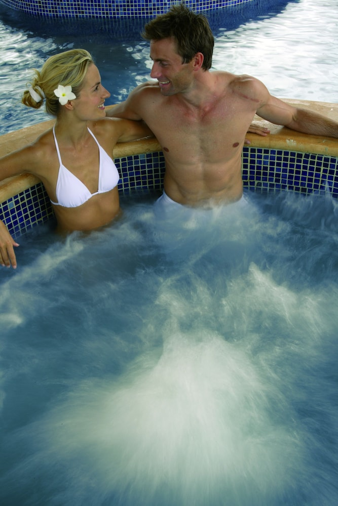 Indoor Spa Tub, Majestic Colonial Punta Cana - All Inclusive