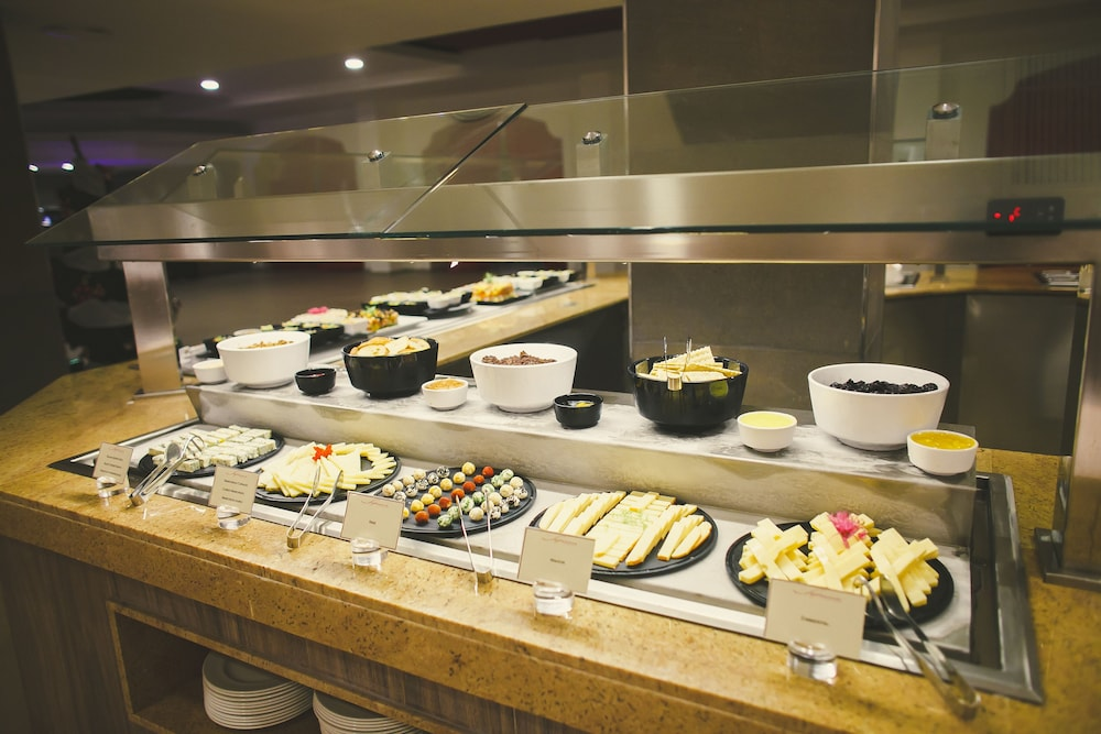 Breakfast buffet, Majestic Colonial Punta Cana - All Inclusive