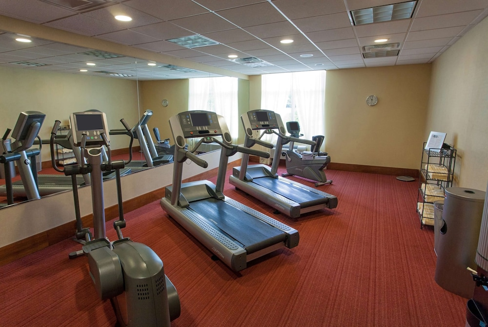 Fitness Facility, Hyatt Place Columbus-North