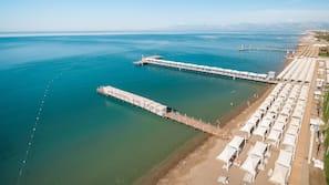 Spiaggia privata, navetta gratuita per la spiaggia, lettini da mare