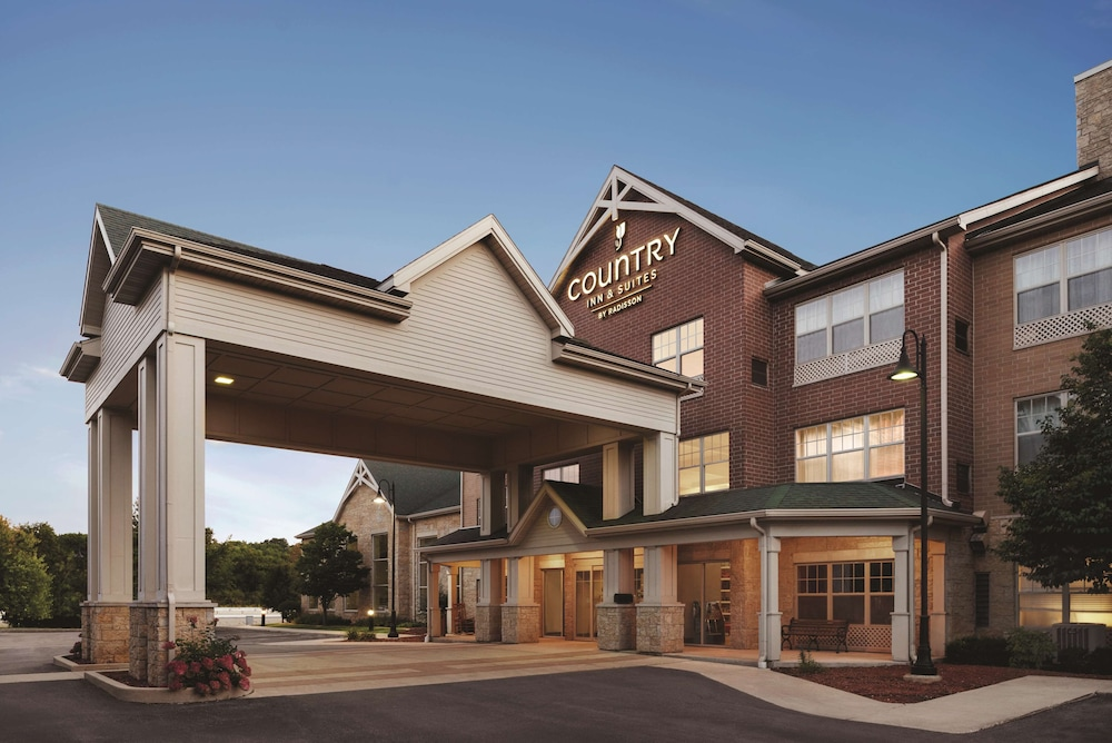 Exterior, Country Inn & Suites by Radisson, Madison Southwest, WI