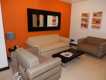 Two (2) Bedrooms Suite - Living Room