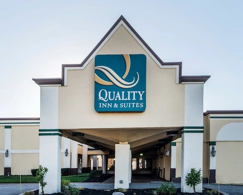 Quality Inn & Suites Conference Center Across from Casino