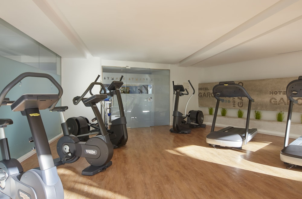 Gym, Pure Salt Garonda - Adults Only
