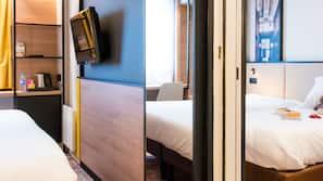 Coffre-forts dans les chambres, bureau, chambres insonorisées