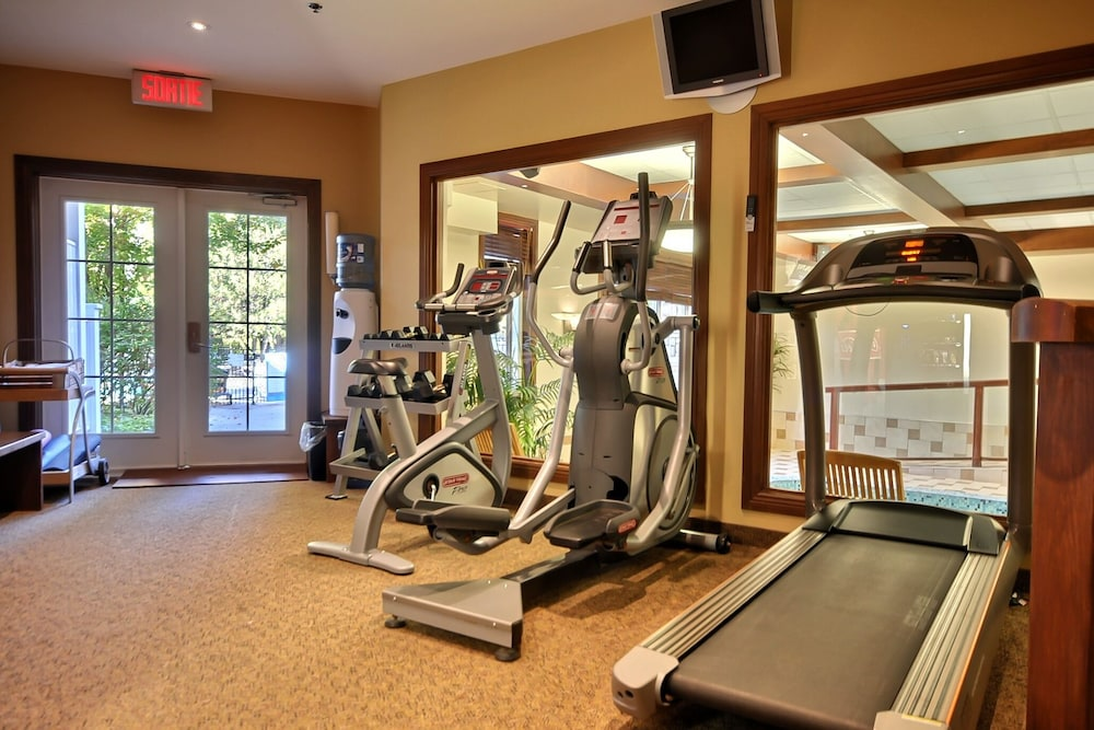 Fitness Facility, Chateau Beauvallon