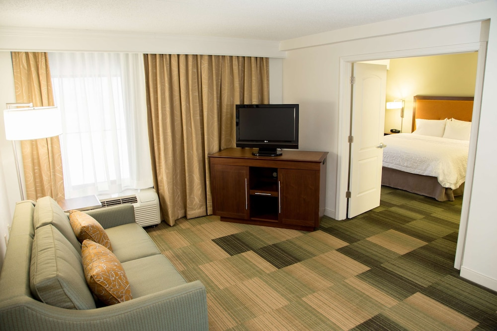 Room Amenity, Hampton Inn & Suites Albany-Downtown