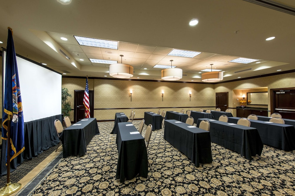 Meeting Facility, Hampton Inn & Suites Albany-Downtown