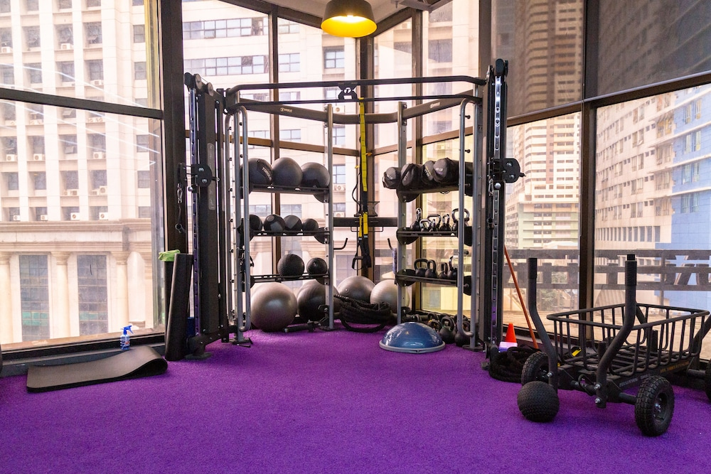 Fitness Facility, Crowne Plaza Manila Galleria