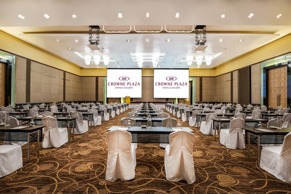 Meeting Facility, Crowne Plaza Manila Galleria