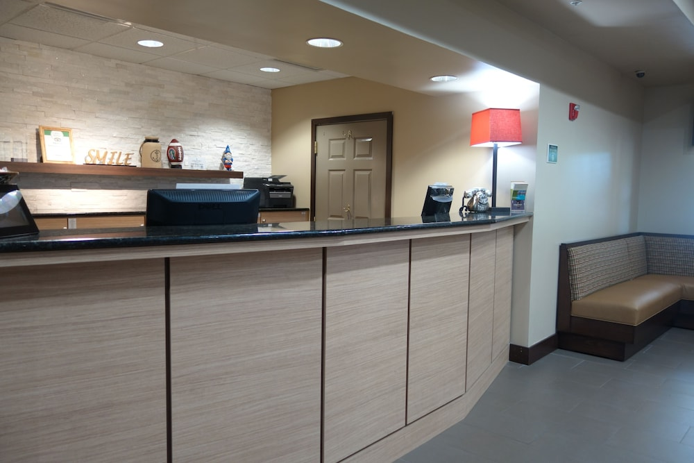 Reception, Country Inn & Suites by Radisson, Gainesville, FL