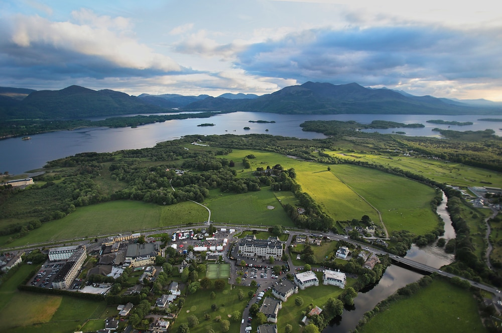 Aerial View, The Brehon