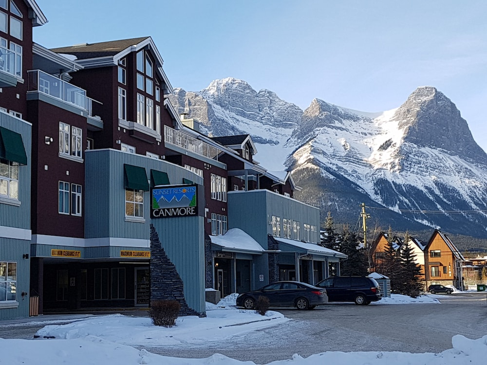 Sunset Resorts Canmore And Spa Canmore 2019 Hotel Prices
