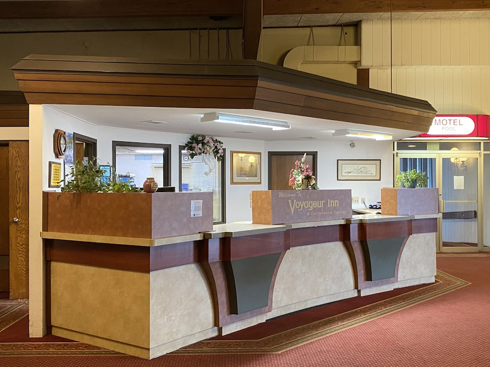 Reception, Voyageur Inn and Conference Center