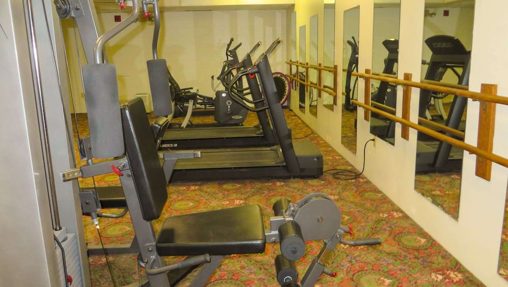Fitness Facility, Voyageur Inn and Conference Center