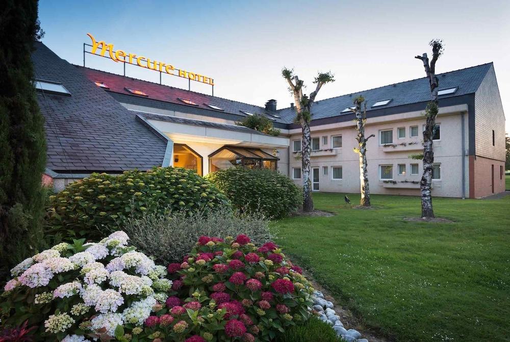 H tel mercure lisieux normandie deals reviews lisieux for Design hotel normandie france