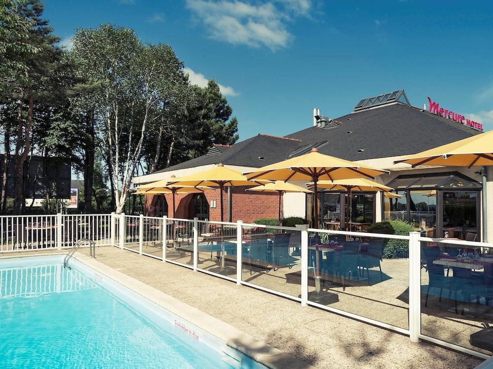 H tel mercure lisieux normandie deals reviews lisieux for Chambre d hotel normandie