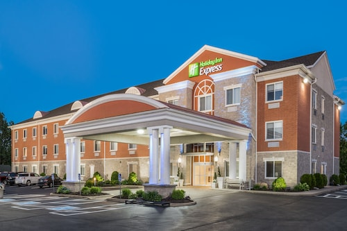 Check Expedia for Availability of Holiday Inn Express Hotel & Suites Gananoque