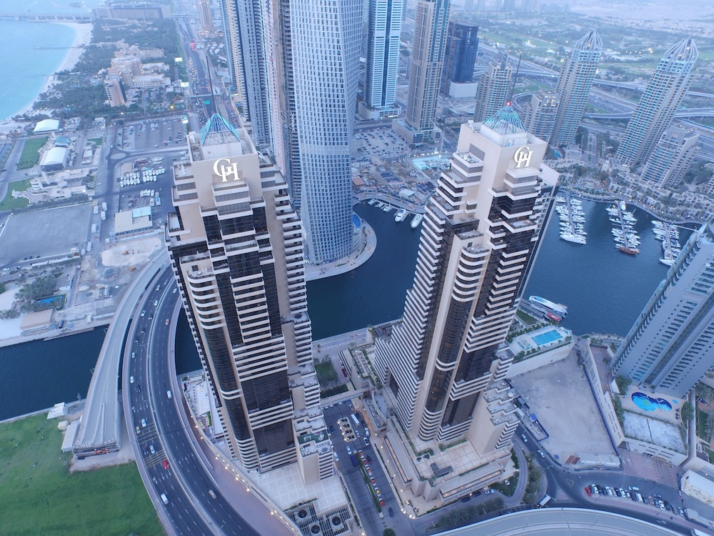 Aerial View, Grosvenor House, a Luxury Collection Hotel, Dubai