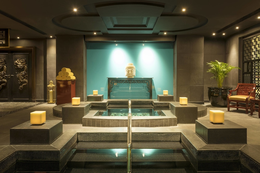 Indoor Pool, Grosvenor House, a Luxury Collection Hotel, Dubai