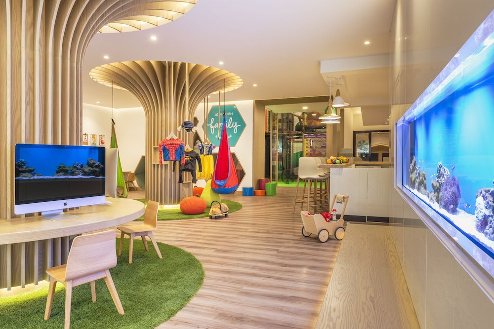 Children's Play Area - Indoor, Grosvenor House, a Luxury Collection Hotel, Dubai